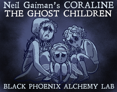 The Ghost Children Perfume Oil By Black Phoenix Alchemy Lab Bpal At Scentbase