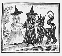 Witches Cast Love Spells