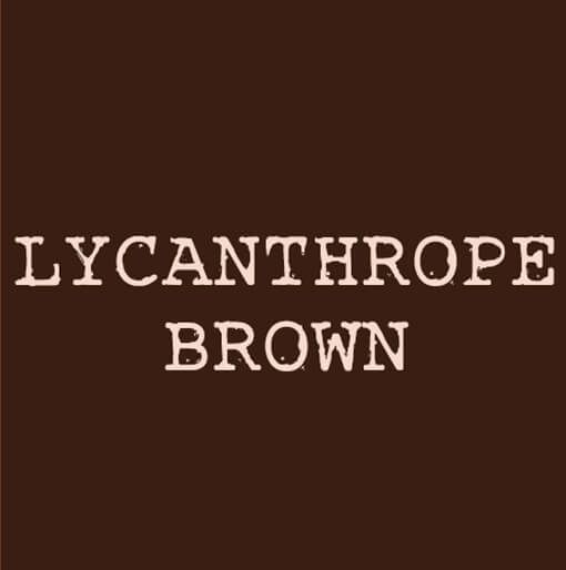 Lycanthrope Brown Hair Gloss