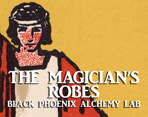 The Magician's Robes