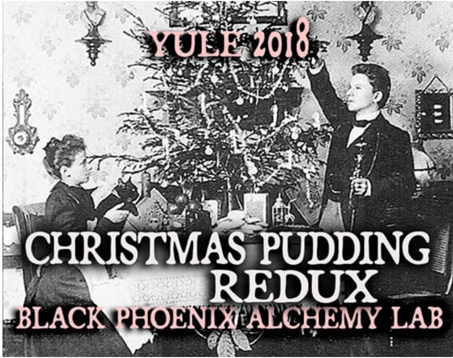 Christmas Pudding Redux