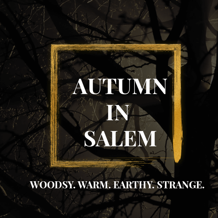 Autumn in Salem